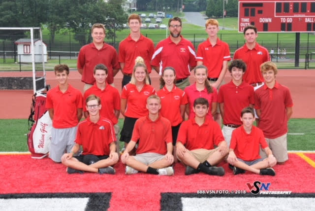 Manor Golf Club high school team