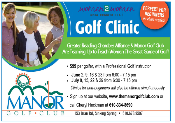 Women2Women Golf Clinic